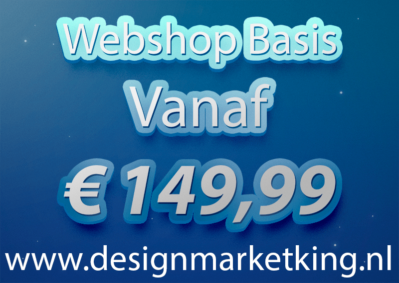 goedkoop een webshop beginnen